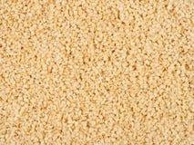 Priorità bassa dei semi di sesamo immagini stock