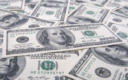 Priorità bassa dei soldi Immagine Stock