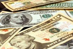 Priorità bassa dei soldi Immagini Stock Libere da Diritti