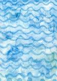 Priorità bassa del Aqua Fotografie Stock Libere da Diritti