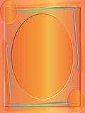 Priorità bassa del bordo del blocco per grafici colorata estratto Fotografia Stock Libera da Diritti