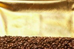 Priorità bassa del caffè Immagine Stock