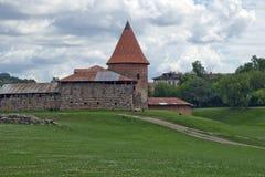 Priorità bassa del castello Fotografia Stock