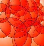 Priorità bassa del cerchio illustrazione vettoriale