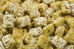 Priorità bassa del cereale fotografia stock libera da diritti