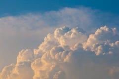 Priorità bassa del cielo Fotografia Stock