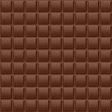 Priorità bassa del cioccolato Fotografia Stock Libera da Diritti