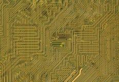 Priorità bassa del circuito nello stile alta tecnologia Immagini Stock