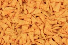 Priorità bassa del cono del cereale Immagine Stock Libera da Diritti