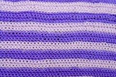 Priorità bassa del Crochet Immagini Stock Libere da Diritti