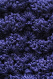 Priorità bassa del Crochet Fotografie Stock Libere da Diritti