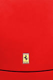 Priorità bassa del Ferrari Immagini Stock Libere da Diritti