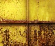 Priorità bassa del ferro di strato Fotografia Stock Libera da Diritti