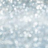 Priorità bassa del fiocco della neve Fotografia Stock