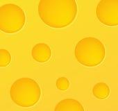 Priorità bassa del formaggio Fotografia Stock