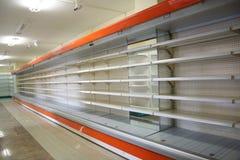 Priorità bassa del frigorifero Immagini Stock