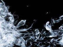 Priorità bassa del fumo fotografia stock libera da diritti