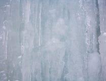Priorità bassa del ghiaccio Fotografie Stock