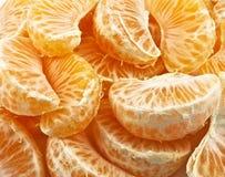 Priorità bassa del mandarino Immagini Stock Libere da Diritti