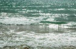 Priorità bassa del mare Fotografie Stock Libere da Diritti