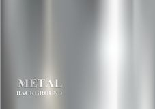 Priorità bassa del metallo Immagini Stock