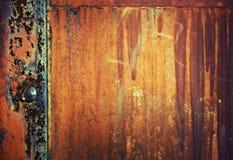 Priorità bassa del metallo di Grunge fotografia stock