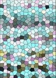 Priorità bassa del mosaico Immagini Stock