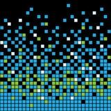 Priorità bassa del mosaico illustrazione vettoriale