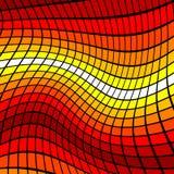 Priorità bassa del mosaico di vettore illustrazione di stock