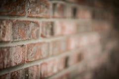 Priorità bassa del muro di mattoni immagini stock libere da diritti