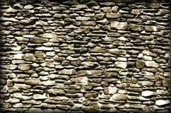 Priorità bassa del muro di mattoni di Grunge Fotografie Stock Libere da Diritti