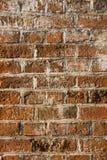Priorità bassa del muro di mattoni di Grunge Fotografia Stock Libera da Diritti