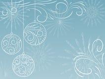 Priorità bassa del nuovo anno. Fotografia Stock