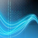 Priorità bassa del paio di tecnologia Immagini Stock Libere da Diritti