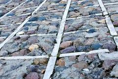 Priorità bassa del pavimento del granito Fotografia Stock Libera da Diritti