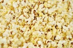 Priorità bassa del popcorn fotografie stock libere da diritti
