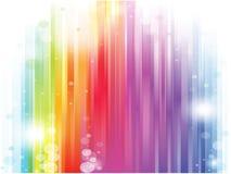 Priorità bassa del Rainbow Immagini Stock Libere da Diritti