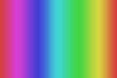 Priorità bassa del Rainbow royalty illustrazione gratis