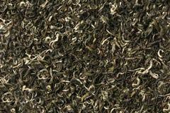Priorità bassa del tè verde Fotografia Stock Libera da Diritti