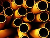 Priorità bassa del tubo Fotografia Stock