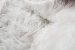 Priorità bassa del vestito da cerimonia nuziale Immagini Stock