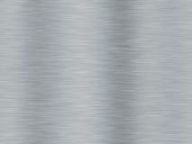 Priorità bassa dell'acciaio inossidabile illustrazione vettoriale