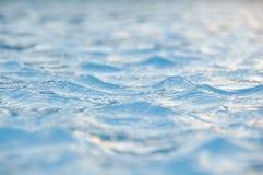 Priorità bassa dell'acqua Immagine Stock Libera da Diritti