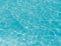 Priorità bassa dell'acqua Fotografia Stock Libera da Diritti