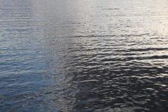 Priorità bassa dell'acqua di mare Fotografia Stock