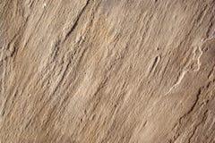 Priorità bassa dell'argilla friabile Fotografia Stock