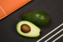Priorità bassa dell'avocado Fotografie Stock Libere da Diritti