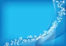 Priorità bassa dell'azzurro della sorgente Immagini Stock Libere da Diritti