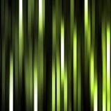 Priorità bassa dell'estratto dell'indicatore luminoso verde illustrazione di stock