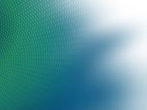 Priorità bassa dell'estratto di verde blu Fotografie Stock